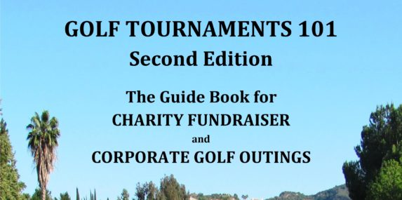 "Chapters of the Charity Golf Guide Book ""Golf Tournaments 101 Second Edition"""